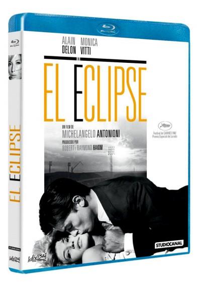 El eclipse (Blu-ray) (L'eclisse)