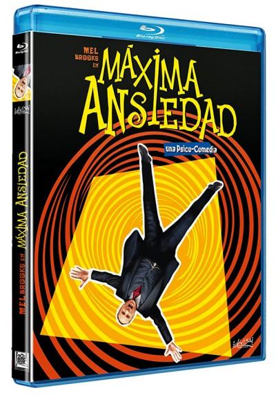 Máxima ansiedad (Blu-ray) (High Anxiety)