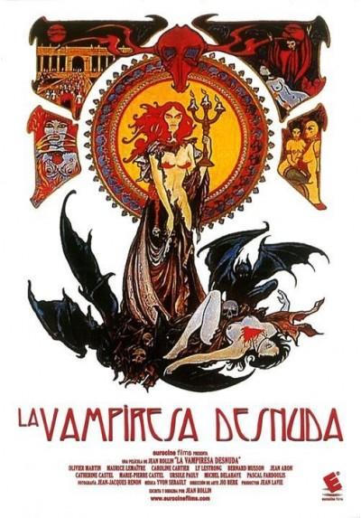 La Vampiresa Desnuda (La vampire nue)