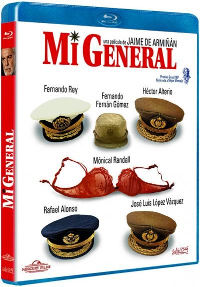 Mi general (Blu-ray)
