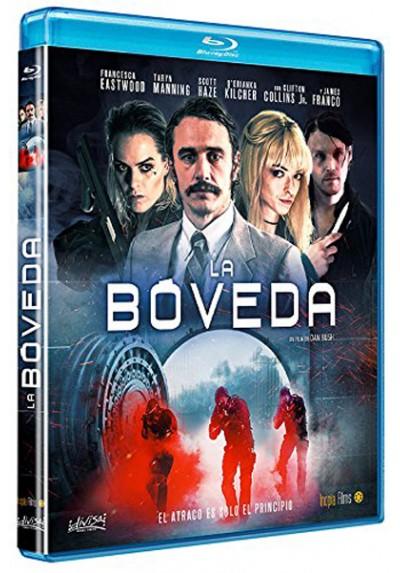 La bóveda (Blu-ray) (The Vault)