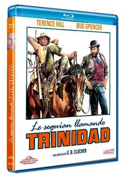 Le seguían llamando Trinidad (Blu-ray) (...continuavano a chiamarlo Trinità)