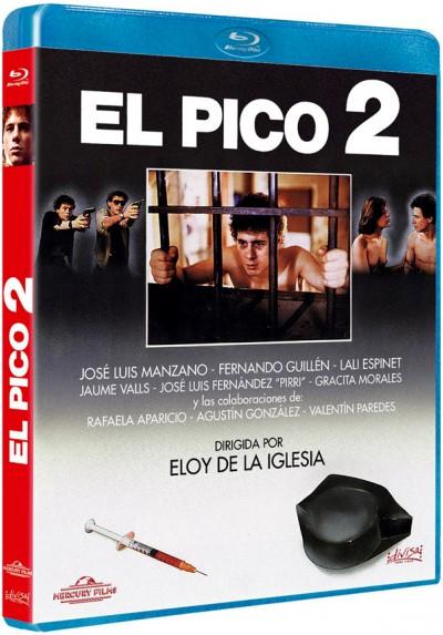 El pico 2 (Blu-ray)