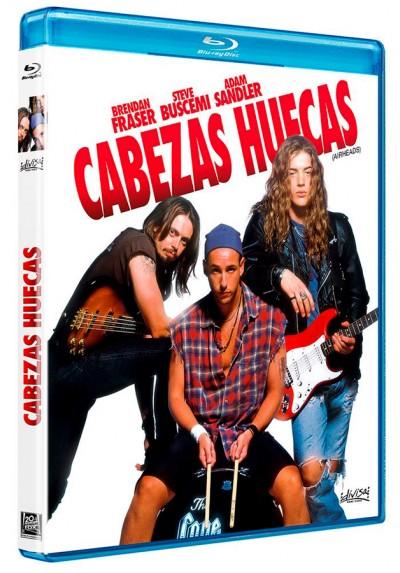 Cabezas huecas (Blu-ray) (Airheads)