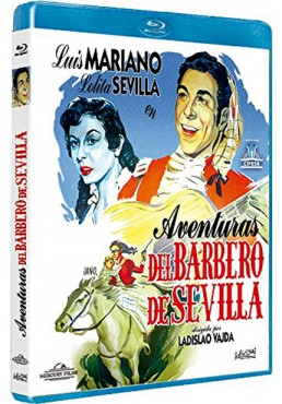 Aventuras del barbero de Sevilla (Blu-ray)