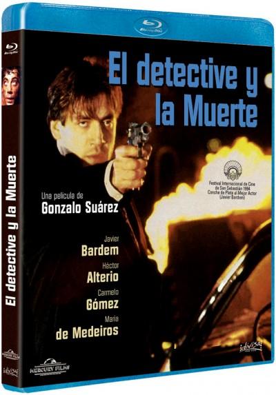 El detective y la muerte (Blu-ray)