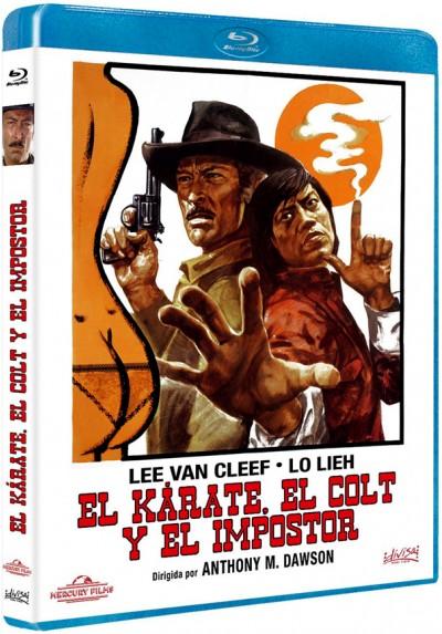 El karate, el Colt y el impostor (Blu-ray) (La dove non batte il sole)