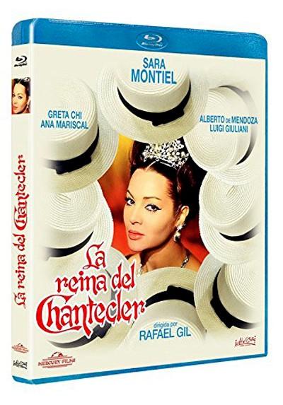 La reina del Chantecler (Blu-ray)