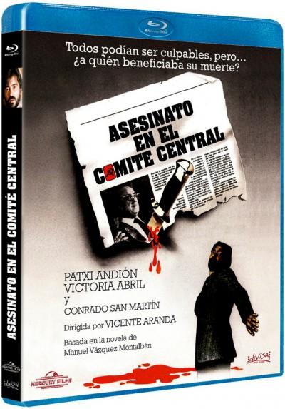 Asesinato en el Comité Central (Blu-ray)