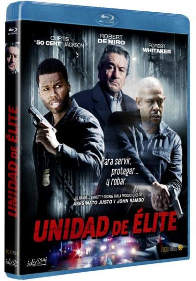 Unidad de Élite (Blu-ray) (Freelancers)
