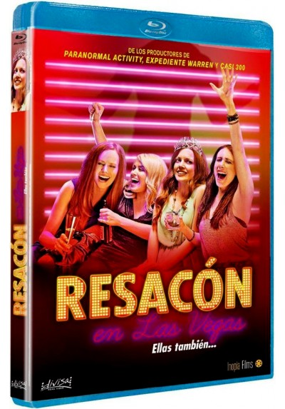Resacón en las Vegas, ellas también (Blu-ray) (Best Night Ever)
