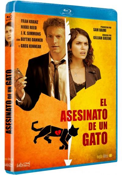 El asesinato de un gato (Blu-ray) (Murder of a Cat)