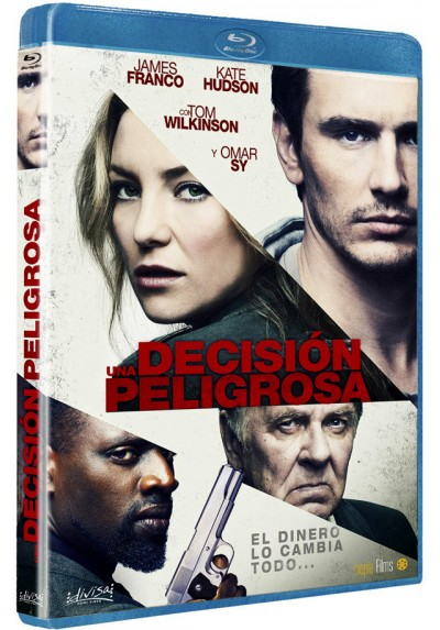 Una decisión peligrosa (Blu-ray) (Good People)
