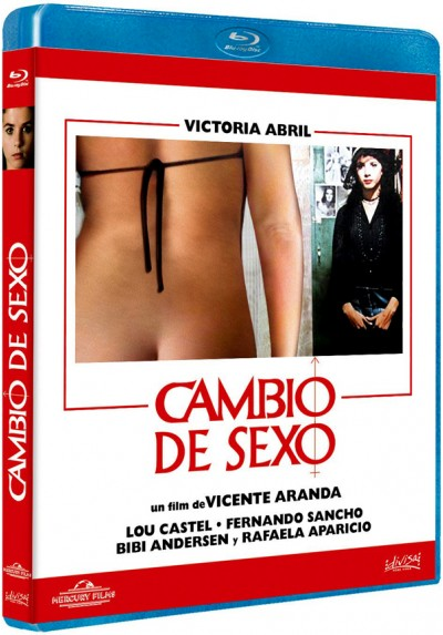 Cambio de sexo (Blu-ray)