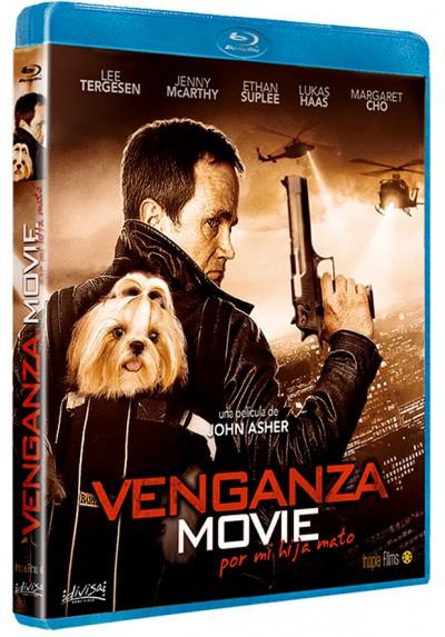 Venganza Movie, por mi hija mato (Blu-ray) (Tooken)