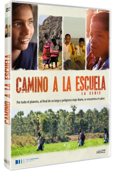 copy of Camino A La Escuela (Blu-Ray)