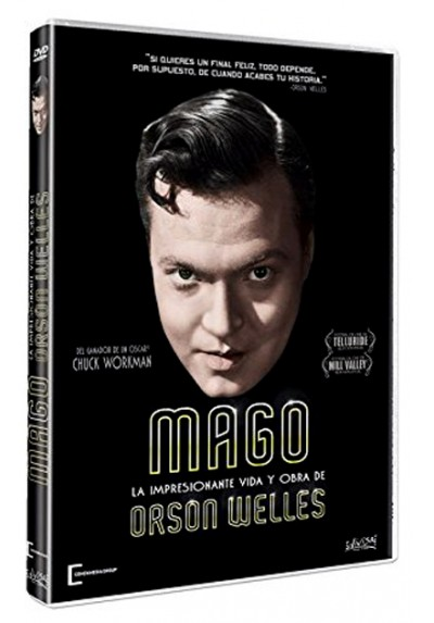 Mago: La impresionante Vida y Obra de Orson Welles (Magician: The Astonishing Life and Work of Orson Welles)