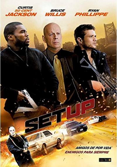 copy of Setup (Blu-Ray)