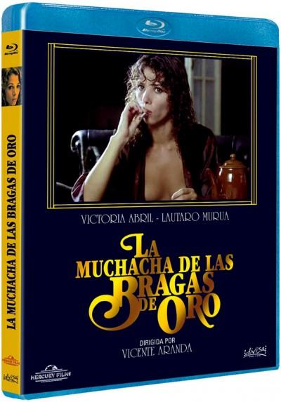 La muchacha de las bragas de oro (Blu-ray)
