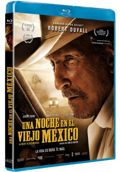 Una noche en el viejo México (Blu-ray) (A Night in Old Mexico)