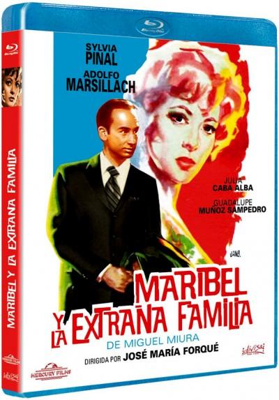 Maribel y la extraña familia (Blu-ray)
