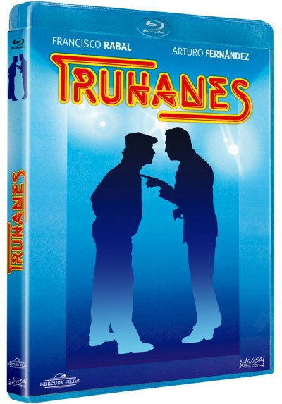 Truhanes (Blu-ray)