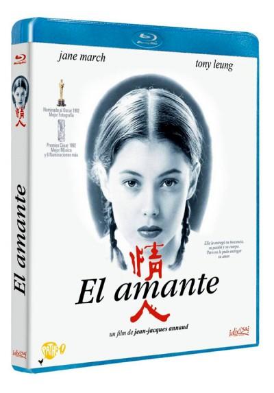 El Amante (Blu-ray) (L´amant)