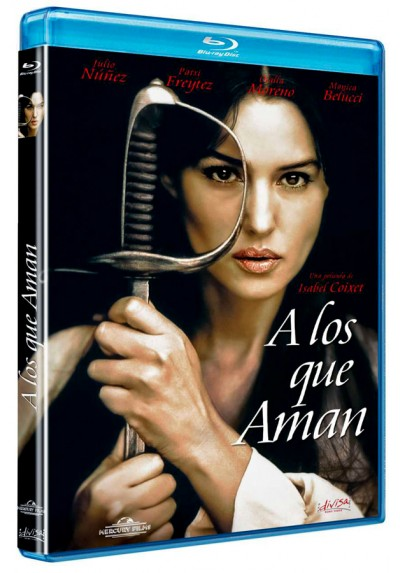 A los que aman (Blu-ray)