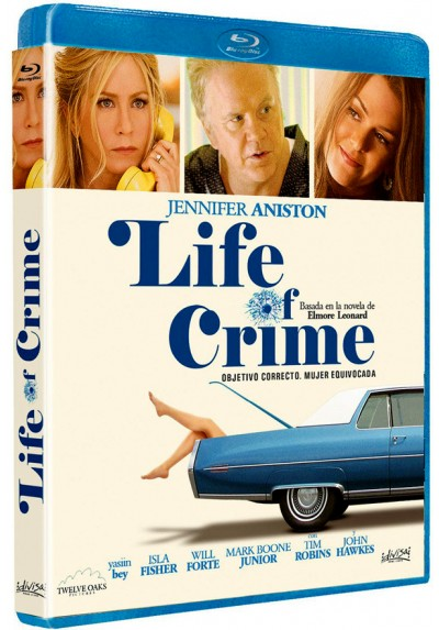 Life of Crime (Blu-ray) (Vidas criminales)