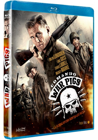 Comando War Pigs (Blu-ray) (War Pigs)