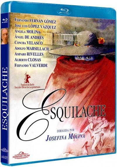 Esquilache (Blu-ray)
