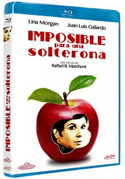 Imposible para una solterona (Blu-ray)