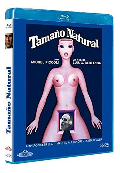 Tamaño Natural (Blu-ray)