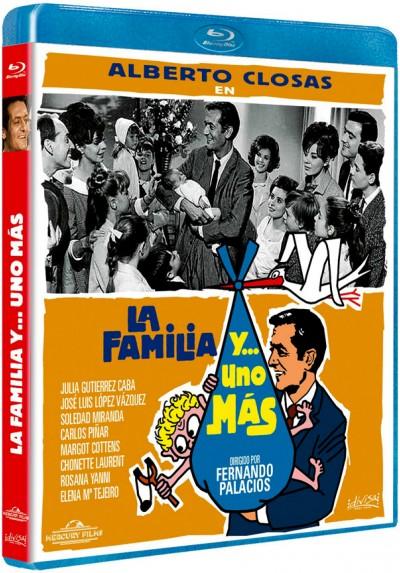 La familia y uno más (Blu-ray)