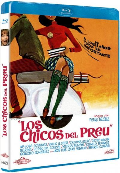 Los Chicos Del Preu (Blu-ray)