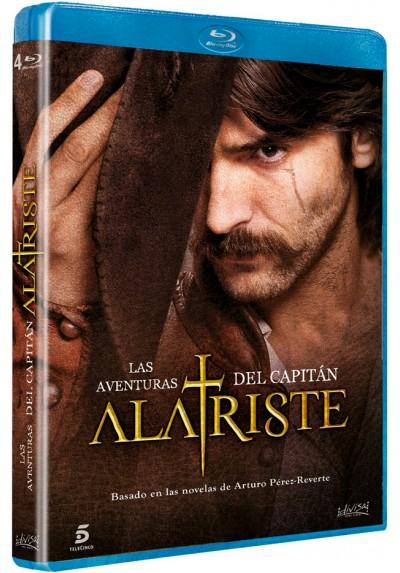 Las aventuras del Capitán Alatriste (Blu-ray)