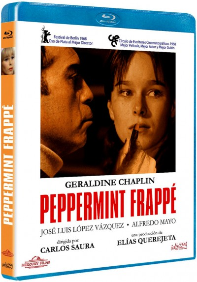 Peppermint Frappé (Blu-ray)