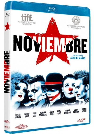 Noviembre (Blu-ray)