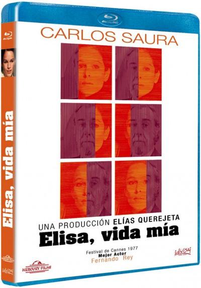 Elisa, vida mía (Blu-ray)