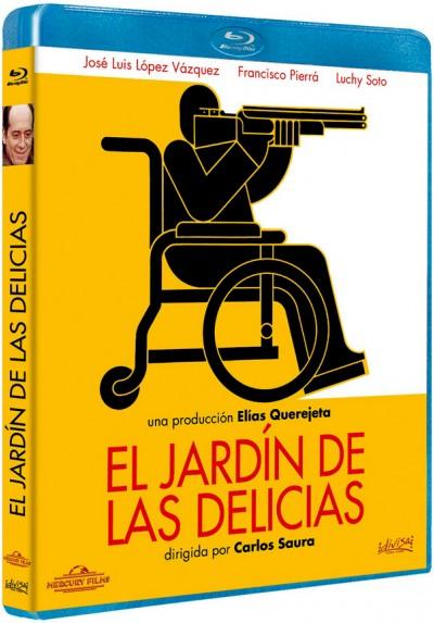 El jardín de las delicias (Blu-ray)