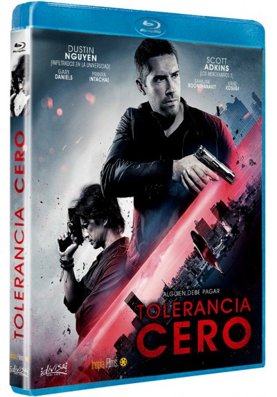 Tolerancia cero (Blu-ray) (Zero Tolerance)
