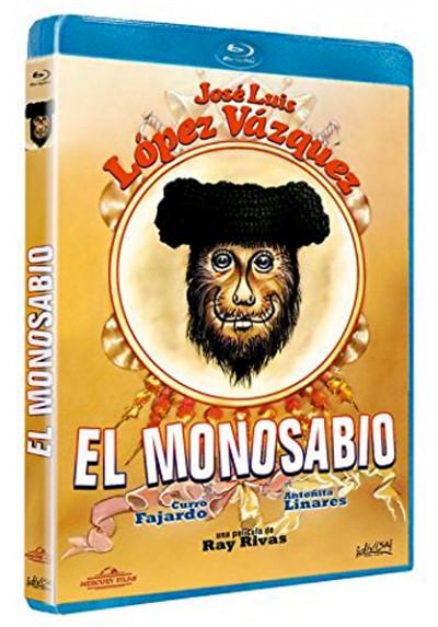 El monosabio (Blu-ray)