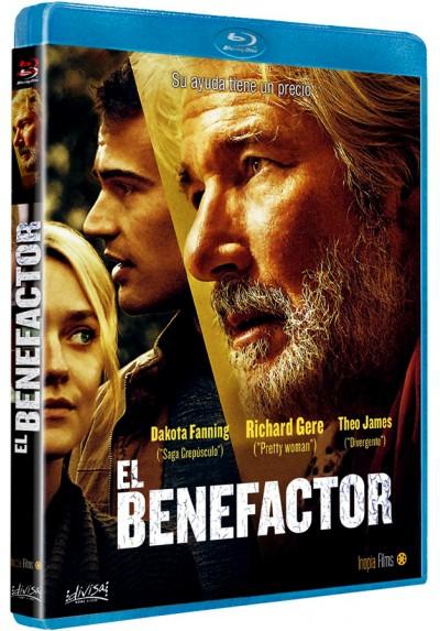 El benefactor (Blu-ray) (The Benefactor)