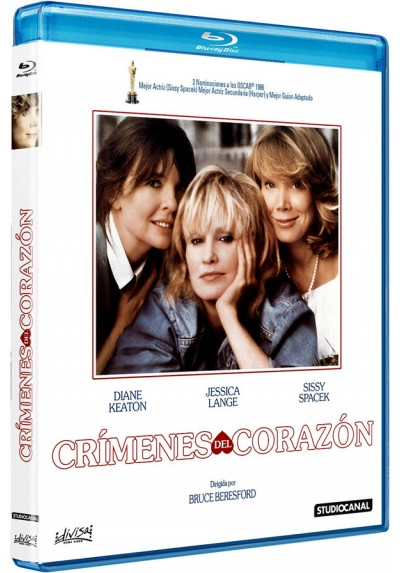 Crímenes del corazón (Blu-ray) (Crimes of the Heart)