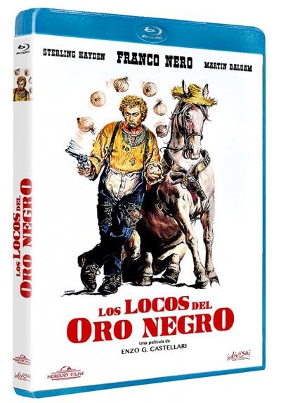 Los locos del oro negro (Blu-ray) (Cipolla Colt)