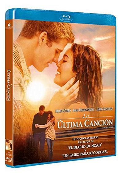 La Ultima Cancion (Blu-ray) (The Last Song)