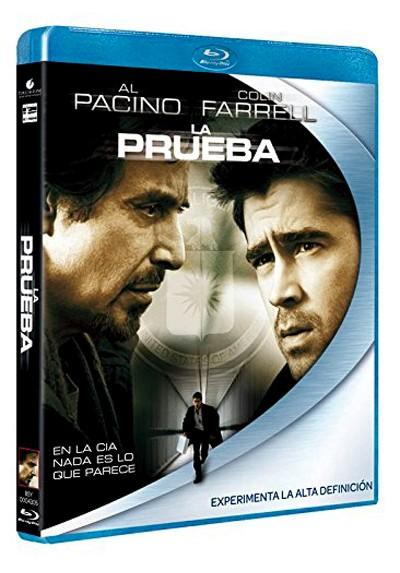 La prueba (Blu-ray) (The Recruit)
