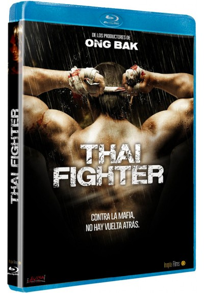 Thai Fighter (Blu-ray) (Chip hai)
