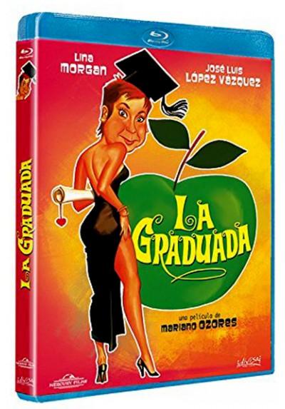 La graduada (Blu-ray)