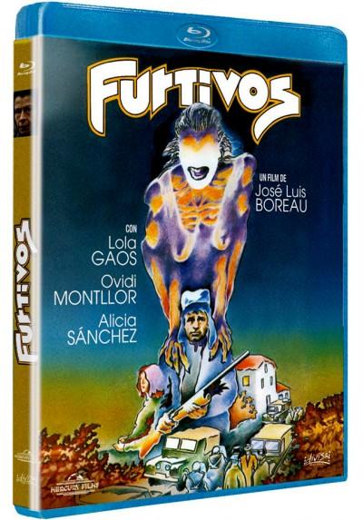 Furtivos (Blu-ray)